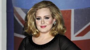 Η Βρετανίδα τραγουδίστρια Adele