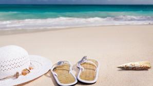 Παραλία εξοπλισμός διακοπές
