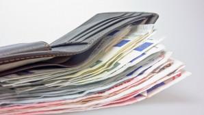Χρήματα σε πορτοφόλι