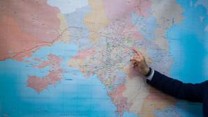 Χάρτης Αττικής