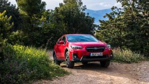 Subaru XV 1.6 δοκιμή