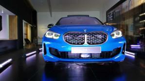 BMW Σειρά 1 προνόμια Σφακιανάκης