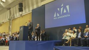 Κώστας Καραμανλής ομιλία Θεσσαλονίκη