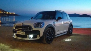 MINI Countryman SE plug-in Δοκιμή