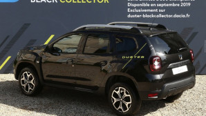 Dacia Duster Black Collector Edition Τιμή
