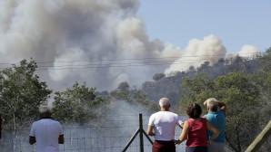 Γαλλία Πυρκαγιές