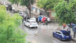 αστυνομία στη Θεσσαλονίκη