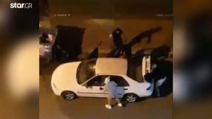 Βίντεο ντοκουμέντο από επιδρομή σε κοσμηματοπωλείο
