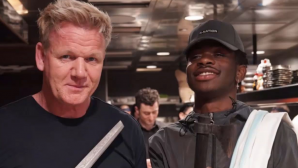 Gordon Ramsey και Lil Nas X