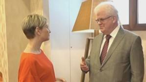 Ο Ρώσος πρέσβης στην Ευρωπαϊκή Ένωση Βλαντιμίρ Τσιζόφ