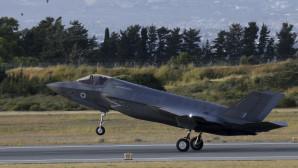 Το πολεμικό αεροσκάφος F-35
