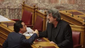 Αδωνις Γεωργιαδης και Παύλος Πολάκης