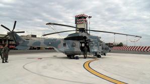 ελικόπτερο της Πολεμικής Αεροπορίας