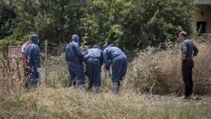 Αστυνομικοί συλλέγουν αποδεικτικά στοιχεία (φωτό αρχείου)