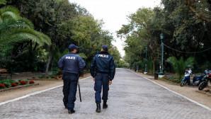 αστυνομικοί στο Πεδίον του Άρεως