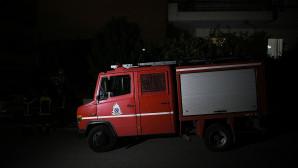 πυροσβεστική κατάσβεση
