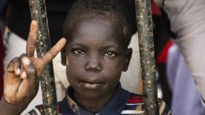 αγόρι στο Σουδάν