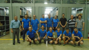 BMW Group Hellas Χρυσό Βραβείο Αποθήκη Ανταλλακτικών