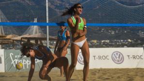 Kosmocar-Volkswagen Χορηγός Beach Volley