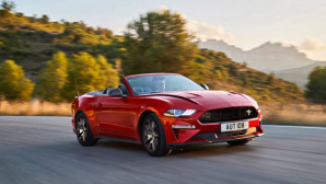 Ford Mustang ανανέωση