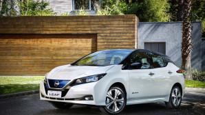Nissan LEAF βραβείο  Green NCAP