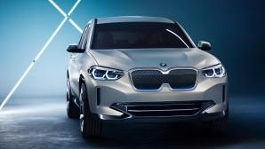 BMW ηλεκτρικά μοντέλα