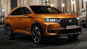 DS7 Crossback δοκιμή