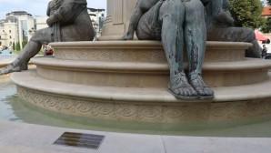 Αγαλμα Μ.Αλεξάνδρου Στη Βόρεια Μακεδονία