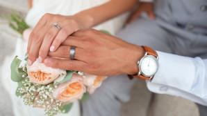 ζευγάρι σε γάμο