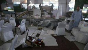 στιγμιότυπο από την επίθεση