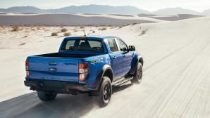 Ford Range Raptor σύστημα πλοήγησης