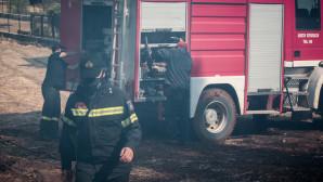 χαιδαρι πυρκαγια
