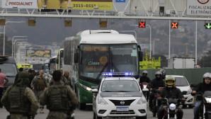 Ομηρία σε λεωφορείο στη Βραζιλία