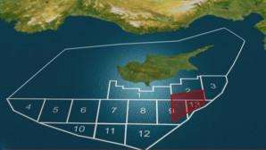 χάρτης ΑΟΖ Κύπρου
