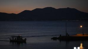λιμάνι νύχτα