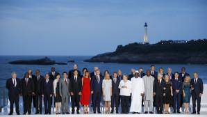 Ηγέτες που συμμετέχουν στην G7