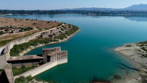 Ηλεία: Φράγμα ποταμού Πηνειού