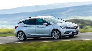Opel Astra ρύποι