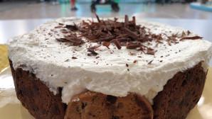 cheesecake με μπισκότα