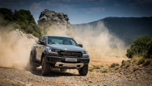 Ford Ranger Raptor 2ο Off Road Adventure Festival