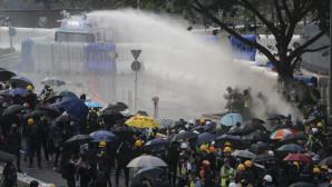Χονγκ Κονγκ διαδήλωση