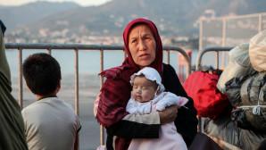 σκάφος με πρόσφυγες
