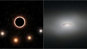 Μαύρη τρύπα στον Γαλαξία