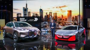 BMW ηλεκτροκίνηση