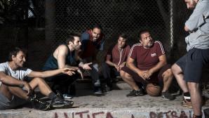 Οι ηθοποιοί της παράστασης Ο Εθνικός Ελληνορώσων