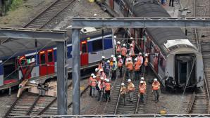 Χονγκ Κονγκ: Εκτροχιάστηκαν Βαγόνια Του Μετρό