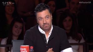 X-Factor: Η Αυστηρή Κριτική Του Θεοφάνους