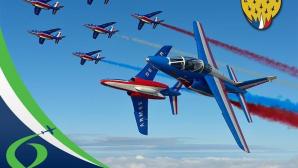 Patrouille de France: Θα Πετάξει Πάνω Από Την Αθήνα!