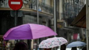 Βροχη στην Αθήνα