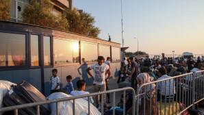 μετανάστες νησιά Αιγαίου